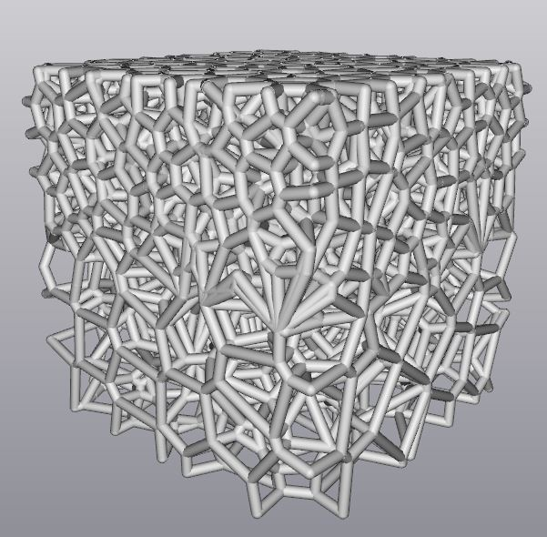 Trabecular Lattice Structure